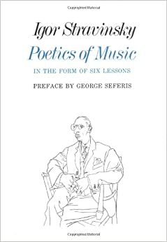Poetics of Music in the Form of Six Lessons (The Charles