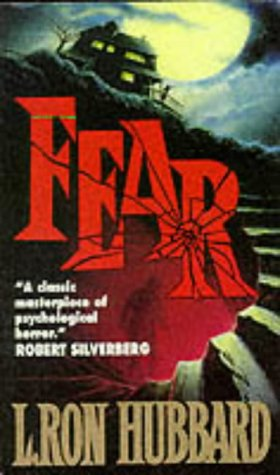 Cover of Fear by L.Ron Hubbard