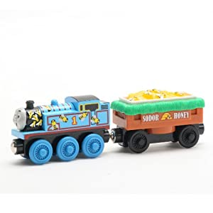 Thomas And Friends Wooden Railway - Thomas And the Buzzy Bees