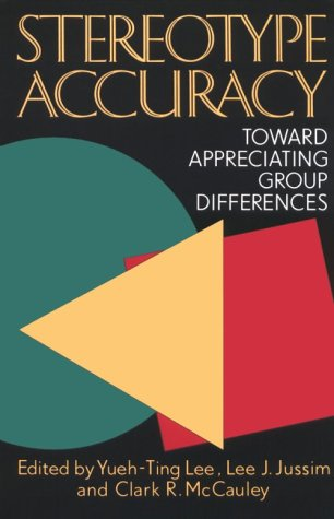 Stereotype Accuracy: Toward Appreciating Group Differences (APA Science)