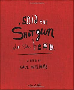 "Cover of ""Said the Shotgun to the Head"""
