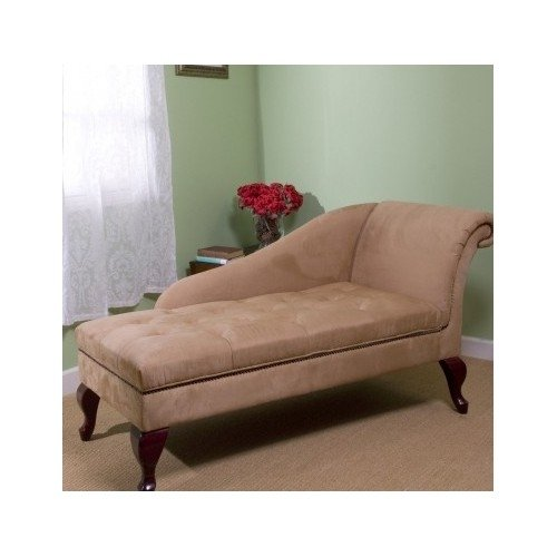 Chaise Chair Lounge Sofa with Storage for Living Room or