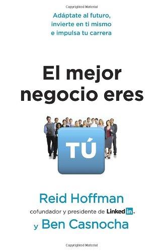"""Reid Hoffman - """"El mejor negocio eres tú"""""""