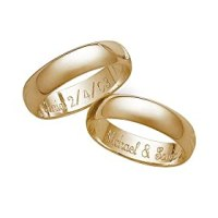 Mens Promise Rings: Simple, Discreet, Meaningful