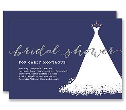 Bridal Shower Invitations Amazon