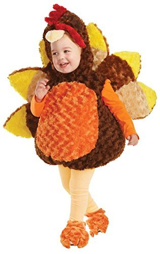 Belly Babies Turkey Costume - Large