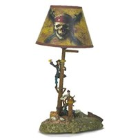 Kng Pirates Of The Caribbean Lamp - Table Lamps - Amazon.com