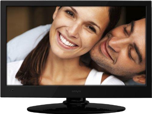 Odys Prime 23 Plus 58,4 cm (23 Zoll) LED-Backlight-Fernseher, Energieeffizienzklasse B (Full-HD, 1GHz Processor Cortex A9, DVB-T, Smart-TV, Wifi) schwarz