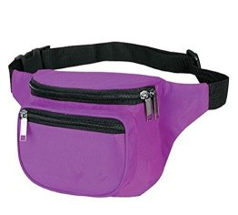 Yens FN-03 Fantasybag 3-Zipper Fanny Pack