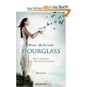 Hourglass: Die Stunde der Zeitreisenden - Roman