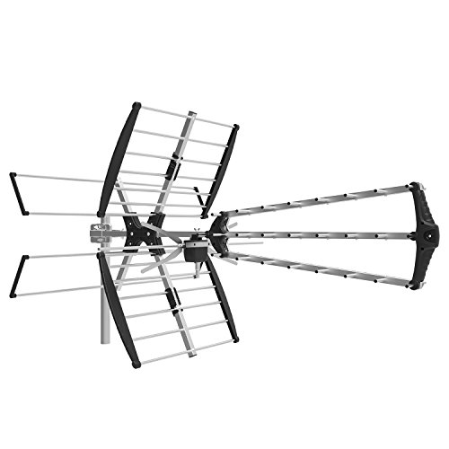 1byone Digital Outdoor / Roof HDTV Antenna High Gain VHF
