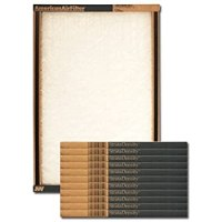 Precisionaire 14X24x1 Fbg Furn Filter (Pack Of 12) 1005 ...