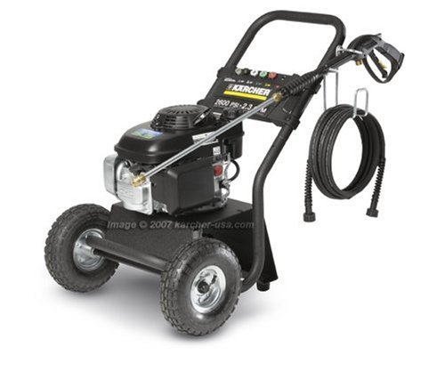 Karcher G 2600 Ph 2 600 Psi 3 Gpm