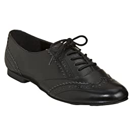 Product Image Women's Xhilaration® Taree Oxford Shoes - Black
