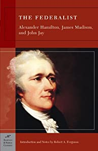 "Cover of ""The Federalist (Barnes & Noble ..."