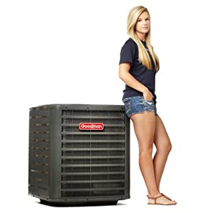 Ameristar Heat Pump Wiring Diagram Amazon Com Goodman Split Air Conditioner System Outdoor