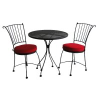 Patio Sets Clearance: Edgewater 3pc Bistro Set On Sale