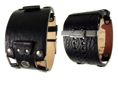 Fossil Ersatzband Uhrenarmband Leder Band 20mm JR1017