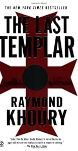 "Cover of ""The Last Templar"""