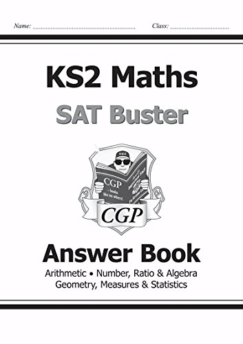 KS2 Maths SAT Buster: Answer Book (for the New Curriculum