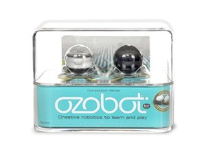 Ozobot-20-Bit-the-Educational-Toy-Robot-that-Teaches-STEM-and-Coding-Dual-Pack-White-Black