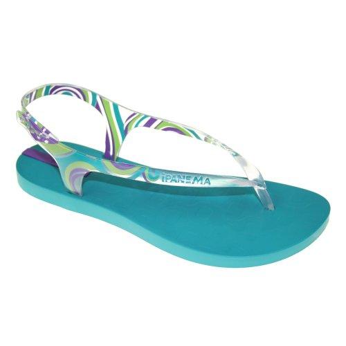 IPANEMA Sandalette - Sandal Shine Fem 80438 - blue clear