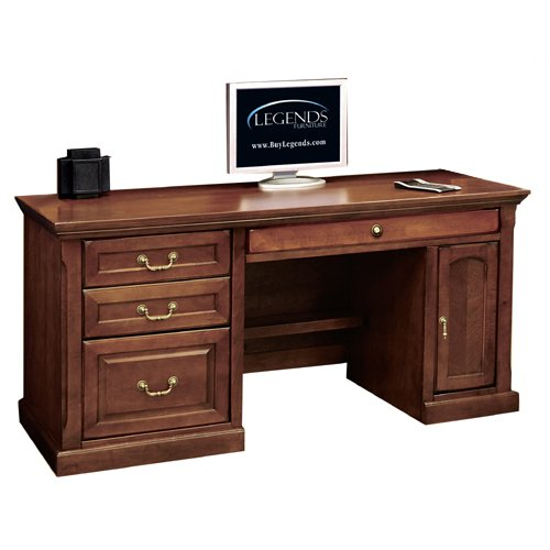 Buy Low Price Comfortable Old Savannah 60 Computer Desk