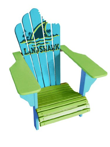 margaritaville chairs for sale high back chair cushions home & garden sale: best model sa-623072f deluxe land shark adirondack ...