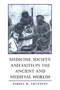 "Cover of ""Medicine, Society, and Faith in..."