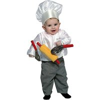 Chef and Lobster Group Costume