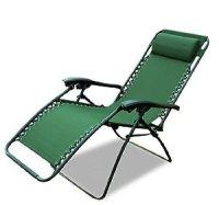 Amazon.com : Outsunny Zero Gravity Recliner Lounge Patio ...