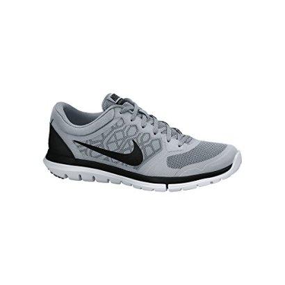 Nike-Mens-Flex-Run-2015-Running-Shoe-Wolf-GreyWhiteBlack-8