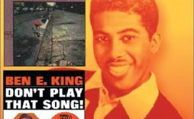 Amazon Ben E King Spanish Harlem Don T Play That