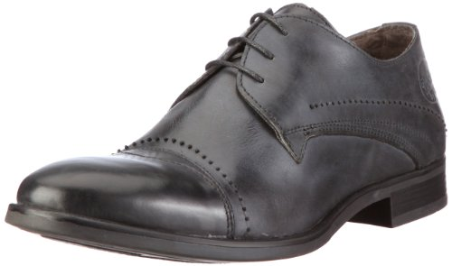 Dockers 295600-148001, Herren Halbschuhe, Schwarz (schwarz 001), EU 42