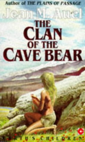 Cover of The Clan of the Cave Bear by Jean M. Auel