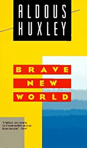 "Cover of ""Brave New World"""