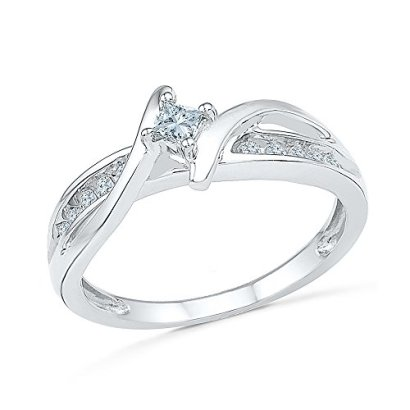 10KT-White-Gold-Princess-and-Round-Diamond-Bypass-Promise-Ring-15-CTTW
