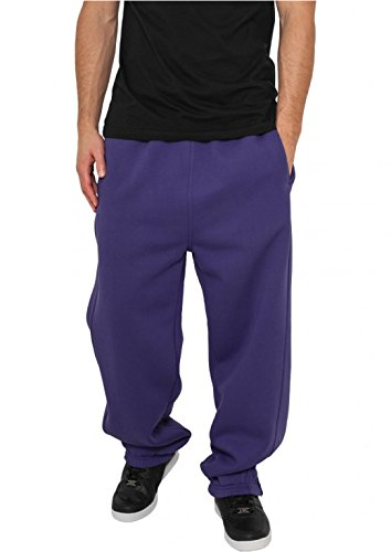 TB014b 'Urban Classics' Sweatpants (Various Colours), Größe:3XL;Farbe:purple
