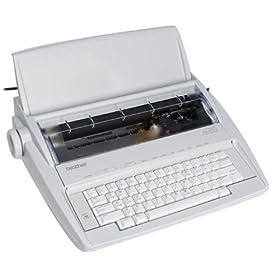 Brother GX-6750 Daisy Wheel Electronic Typewriter