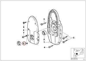 Amazon.com: BMW Genuine Motorcycle Badge Emblem D=58MM