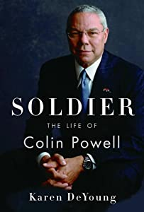 "Cover of ""Soldier: The Life of Colin Powe..."