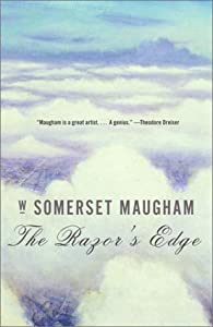 "Cover of ""The Razor's Edge"""
