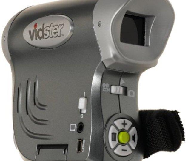 Vidster Digital Video Camera