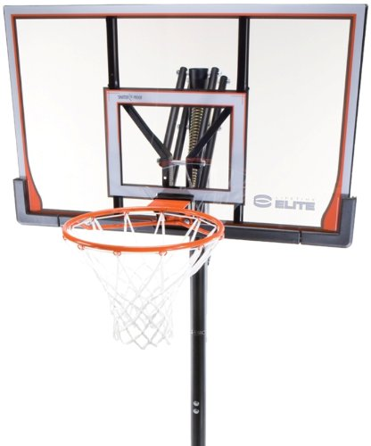 Lifetime Elite Series Basketball Hoop : lifetime, elite, series, basketball, Elite, Portable, Basketball, Www.avsair-seaservices.com