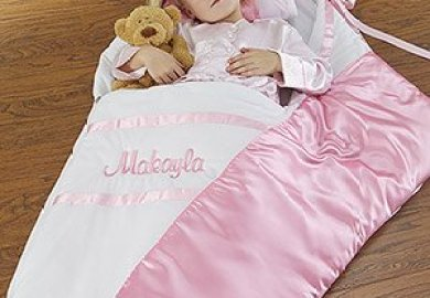 Personalized Sleeping Bags Girls