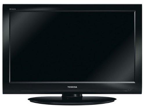 Toshiba 32AV833G 81 cm (32 Zoll) LCD-Fernseher, Energieeffizienzklasse C (HD-Ready, 50Hz, DVB-T/-C, CI+) schwarz