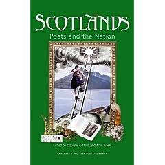 Scotlands: Poets and the Nation, Alan Riach. Copertina.