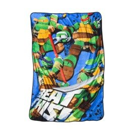 Teenage Mutant Ninja Turtles Plush Fleece Blanket