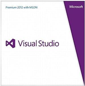 Amazoncom Visual Studio Premium with MSDN 2012 Renewal