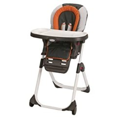 Graco Duodiner Lx High Chair Upholster A Highchair, Tangerine